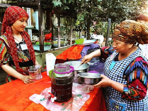#Mytour: Kham pha Tan Cuong, noi in dau huyen thoai con duong to lua hinh anh 29