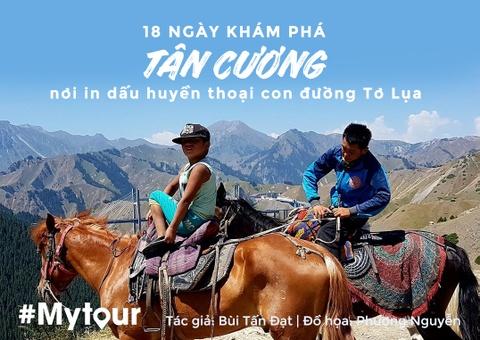 #Mytour: Kham pha Tan Cuong, noi in dau huyen thoai con duong to lua hinh anh 1