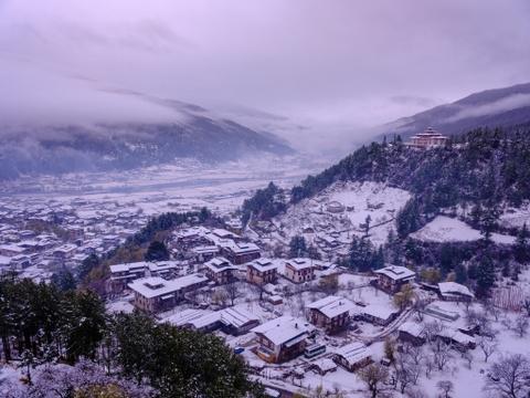 Vuong quoc Bhutan - ban giao huong bon mua doc dao hinh anh 4