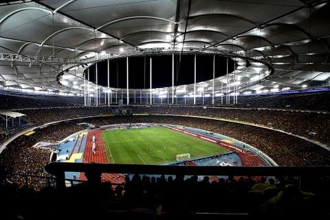 Bukit Jalil - dang cap cua chao lua dien ra tran chung ket AFF Cup hinh anh 6
