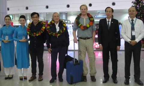 TP.HCM chào đón vị khách quốc tế thứ 7 triệu