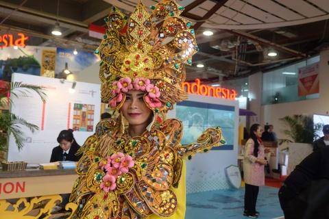 Sắc màu văn hóa Đông Nam Á tại hội chợ du lịch lớn nhất khu vực