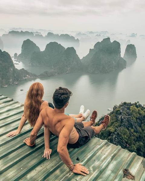 Dip Valentine dua nhau di tron tai nhung diem gan ngay Ha Noi hinh anh 9