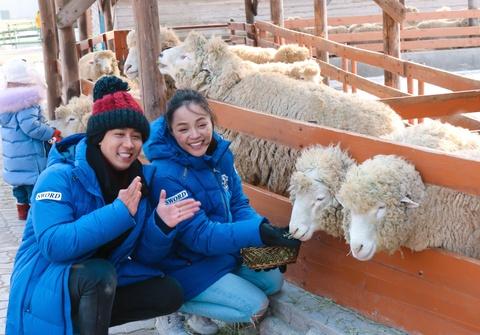 Hàn Quốc thơ mộng trong ảnh check-in của MC Nguyên Khang và 'My Sói'