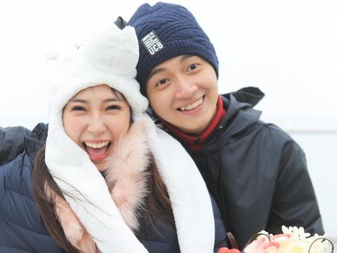 Chuyến đi lãng mạn của Ngô Kiến Huy, Tú Quỳnh trong 8 năm yêu nhau