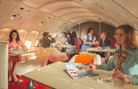 Tro ve thap nien 70 voi trai nghiem bay kieu co dien tren Boeing 747 hinh anh 2