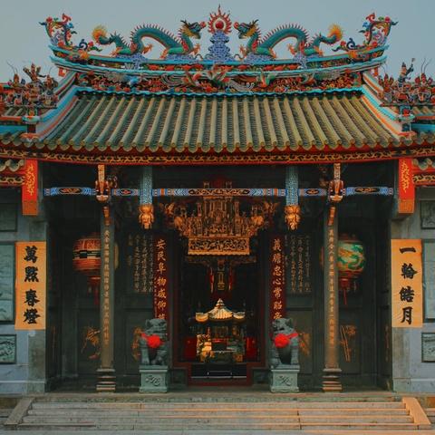 Check-in pho nguoi Hoa xua cu o Sai Gon trong ngay nghi le hinh anh 8