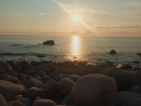 Nap 'vitamin sea' o thien duong bien Binh Hung dip nghi le hinh anh 14