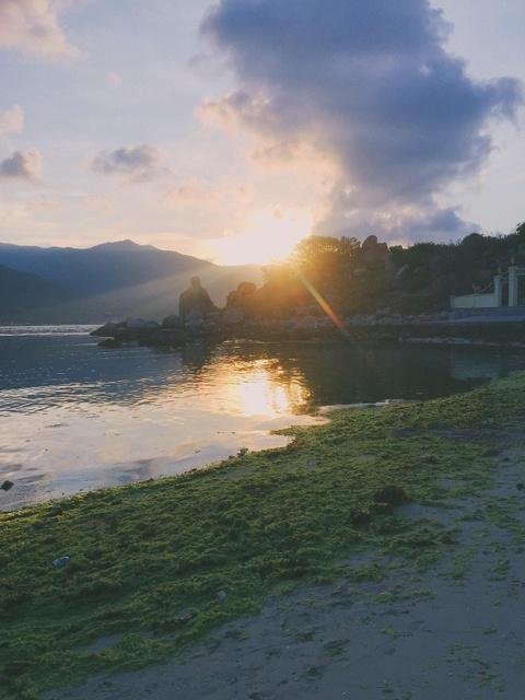 Nap 'vitamin sea' o thien duong bien Binh Hung dip nghi le hinh anh 12