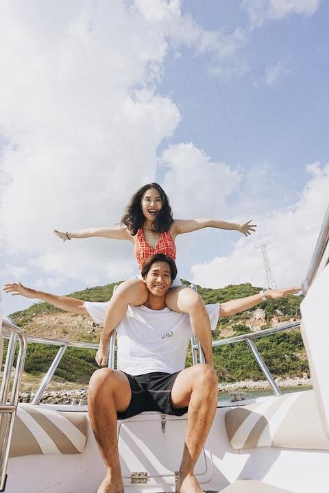 Nap 'vitamin sea' o thien duong bien Binh Hung dip nghi le hinh anh 26