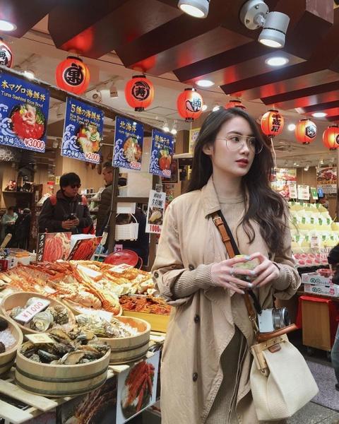 Ngam hinh check-in du lich sang chanh cua hot girl Lao goc Viet hinh anh 2