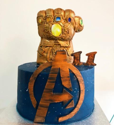 Loat mon ngon xuat hien, an theo bom tan 'Avengers: Endgame' hinh anh 8