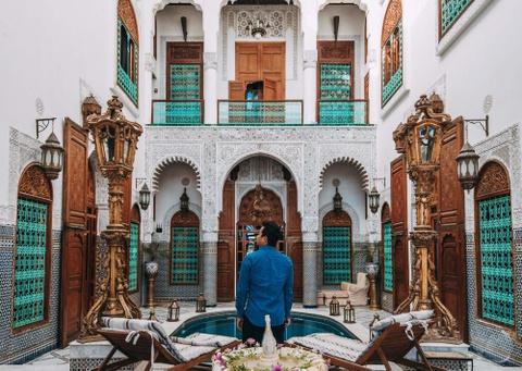 Xu 'nghin le mot dem' Morocco, vung dat cua cac di san the gioi hinh anh 42