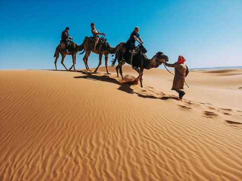 Xu 'nghin le mot dem' Morocco, vung dat cua cac di san the gioi hinh anh 14