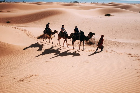 Xu 'nghin le mot dem' Morocco, vung dat cua cac di san the gioi hinh anh 18