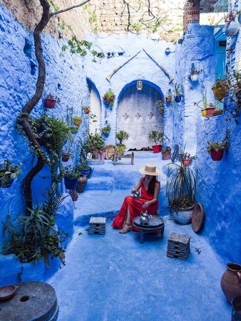 Xu 'nghin le mot dem' Morocco, vung dat cua cac di san the gioi hinh anh 3