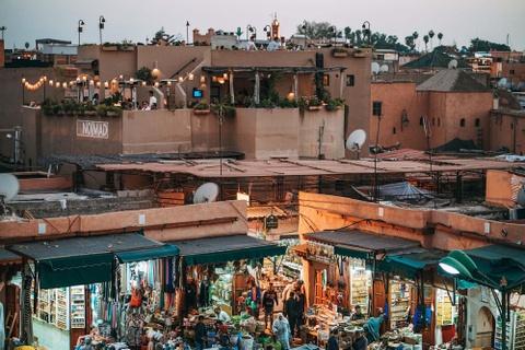 Xu 'nghin le mot dem' Morocco, vung dat cua cac di san the gioi hinh anh 35