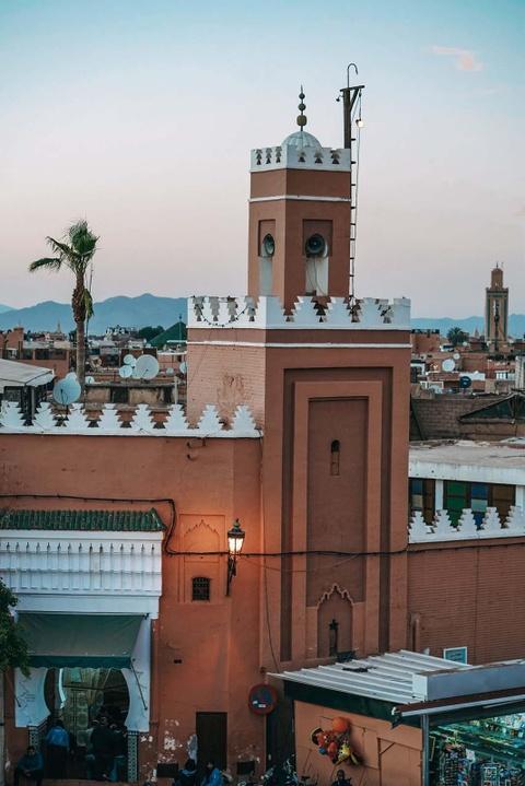 Xu 'nghin le mot dem' Morocco, vung dat cua cac di san the gioi hinh anh 33