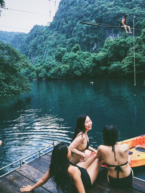 #Justgo: Mua he neu chua biet tron di dau, hay den Quang Binh hinh anh 13