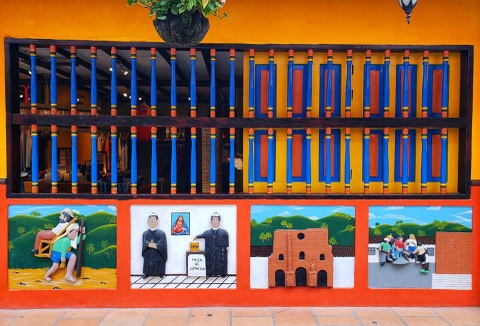 #Mytour: Colombia tren hanh trinh cua phuot thu xe may xuyen luc dia hinh anh 9