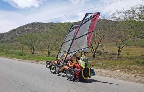 #Mytour: Colombia tren hanh trinh cua phuot thu xe may xuyen luc dia hinh anh 5