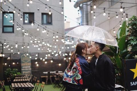 Pho Dac Biet va SunHT: Yeu la dua nhau di khap the gian hinh anh 13