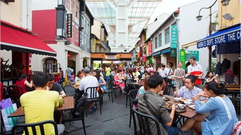 'Le hoi am thuc 50 cent' cho food tour Singapore them tiet kiem hinh anh 3