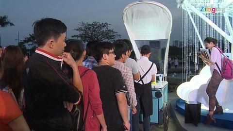 Gioi tre SG xep hang thuong thuc nuoc uong doc dao tu 'May' hinh anh