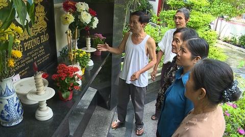 Phan doi nguoi nghe si gia tai chua Nhut Quang hinh anh
