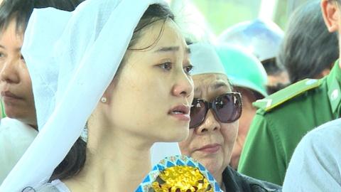 Khoanh khac xuc dong trong dam tang NSND Thanh Tong hinh anh