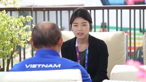Bao chi Han Quoc san don HLV Park sau chien thang truoc Nhat Ban hinh anh