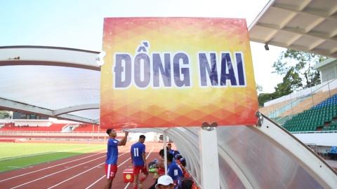 CLB Dong Nai tro lai: Chung em lam lai tu dau hinh anh