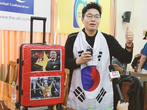 'Nguoi dan Han Quoc rat quan tam tran chung ket AFF Cup' hinh anh