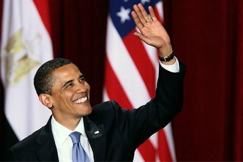 Ong Obama sap ra hoi ky ke ve nhiem ky tong thong hinh anh