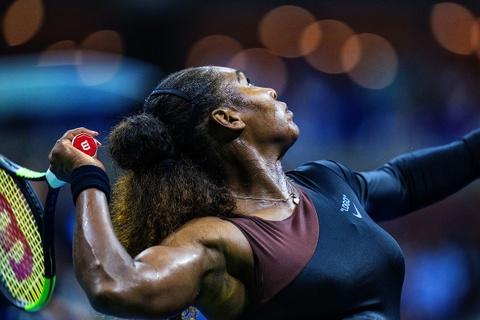 Mot goc nhin ve Serena Williams hinh anh