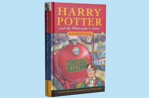 An ban 'Harry Potter' dac biet duoc ban voi gia hon 111.000 USD hinh anh