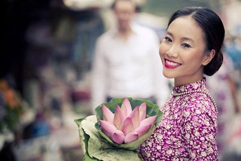 Doan Trang: 'Toi dang chuan bi de lam me tap 2' hinh anh