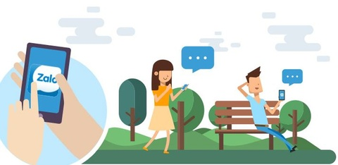 Chat app: Chuong moi cho digital marketing hinh anh