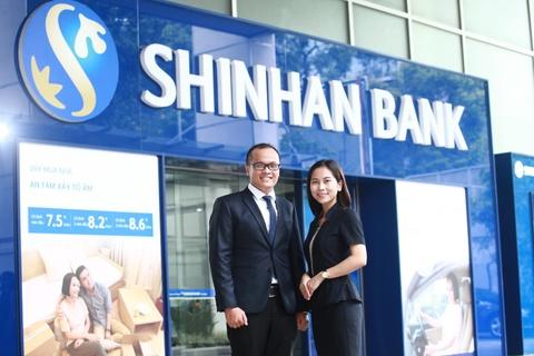 CEO Shinhan: 'Tang loi ich khach hang khi hoan tat chuyen giao' hinh anh 3