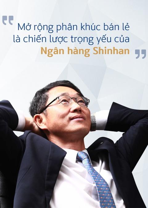 CEO Shinhan: 'Tang loi ich khach hang khi hoan tat chuyen giao' hinh anh 10