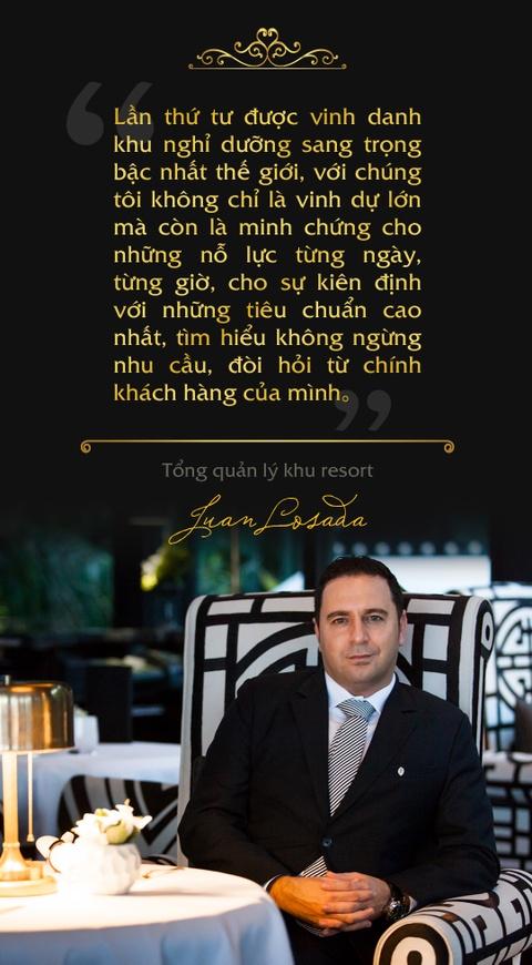 Hai resort Viet duoc vinh danh tai 'giai Oscar' cua du lich the gioi hinh anh 9