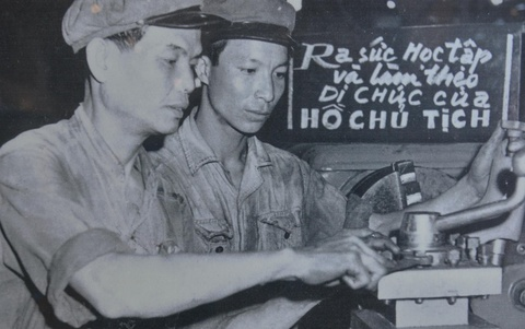 Trien lam thanh tuu 50 nam thuc hien Di chuc cua Chu tich Ho Chi Minh hinh anh