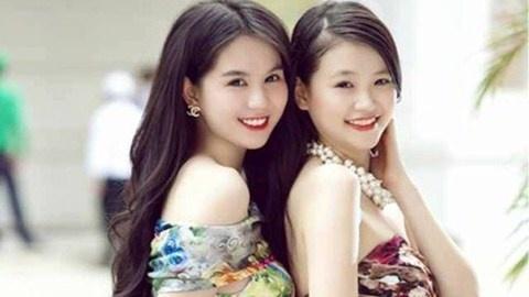 'Em nuoi' Ngoc Trinh: 'Mat toi tung day mun va nang 65 kg' hinh anh
