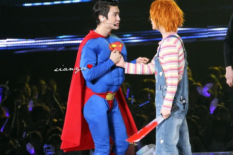Super Junior - nhung 'sieu quay' dang yeu cua Kpop hinh anh