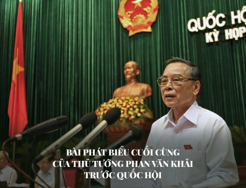 Bai phat bieu lay dong cua Thu tuong Phan Van Khai truoc Quoc hoi hinh anh 2