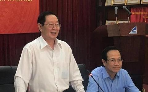 To cong tac Chinh phu kiem tra tai Bo Lao dong - Thuong binh va Xa hoi hinh anh