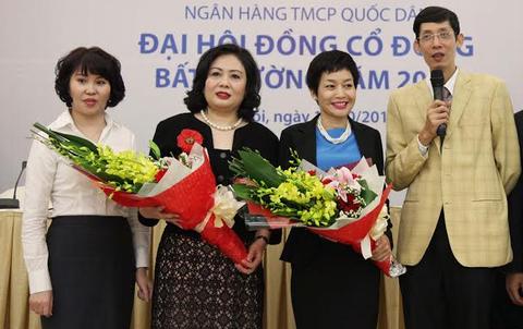 Nguyen Chu tich SCB duoc bau vao hoi dong quan tri NCB hinh anh