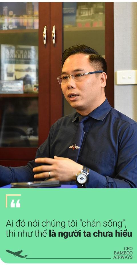 CEO Bamboo Airways: 'Ai do noi chung toi chan song la chua hieu' hinh anh 4
