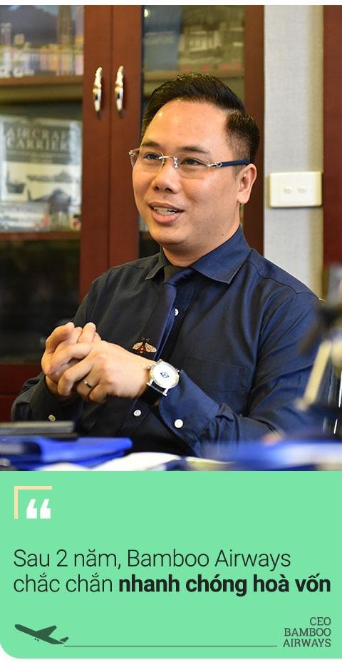 CEO Bamboo Airways: 'Ai do noi chung toi chan song la chua hieu' hinh anh 12