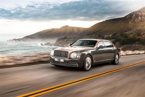 Bentley Mulsanne 2017 ban truc co so keo dai hinh anh